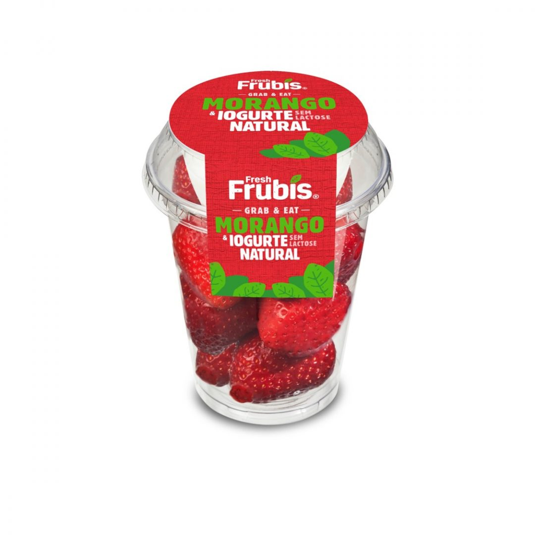 Fresh Frubis Grab&Eat – Fraise et Yaourt