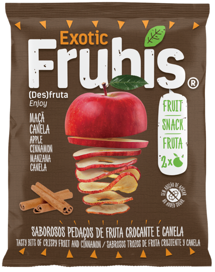 Frubis Apple and Cinnamon
