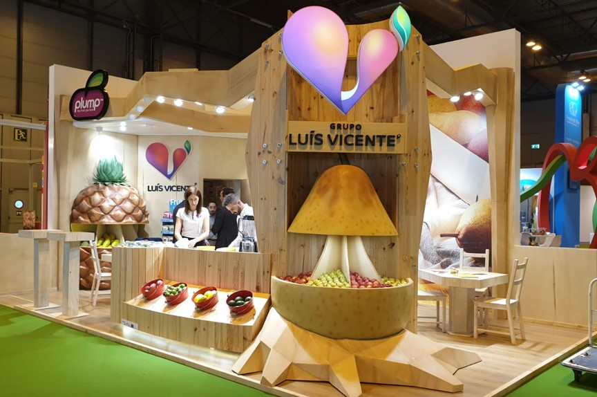 Out 2018 – Grupo Luis Vicente na Fruit Attraction